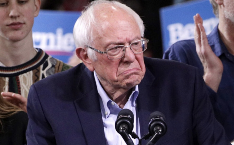 WOW: Bernie Sanders Breaks With Democrats & Actually Sides With Conservatives