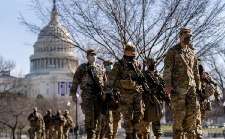 Something Is Happening In D.C.— Is The Military About To Step In Serve Justice? [VIDEO]