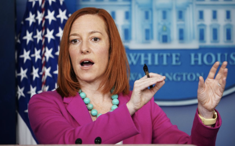 Psaki ADMITS That Biden Is Taking Direction From Obama!