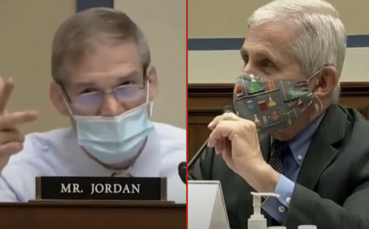 WOW! Jim Jordan Just TOTALLY Destroyed Fauci The Fraud! [VIDEO]