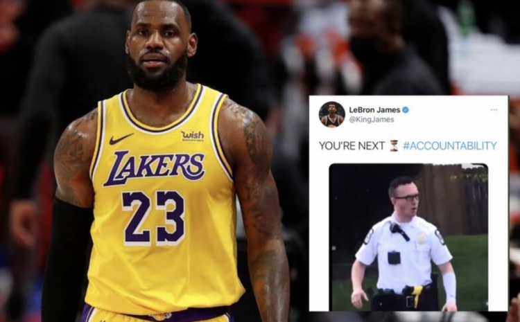 HUGE: LAPD IS PLANNING TO GO AFTER LEBRON JAMES NOW