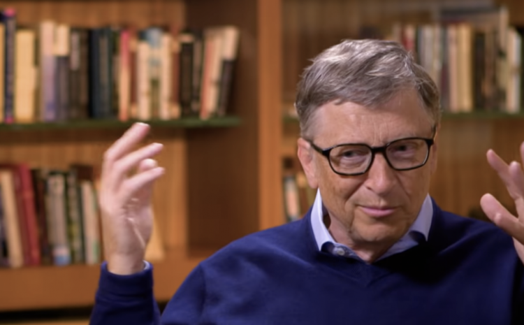 Bill Gates Has A NEW Sinister Plan For Population Control