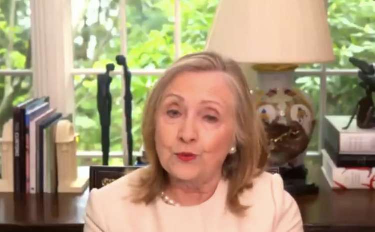 Hillary Is Back And Her Newest Demand Is Totally Insane!