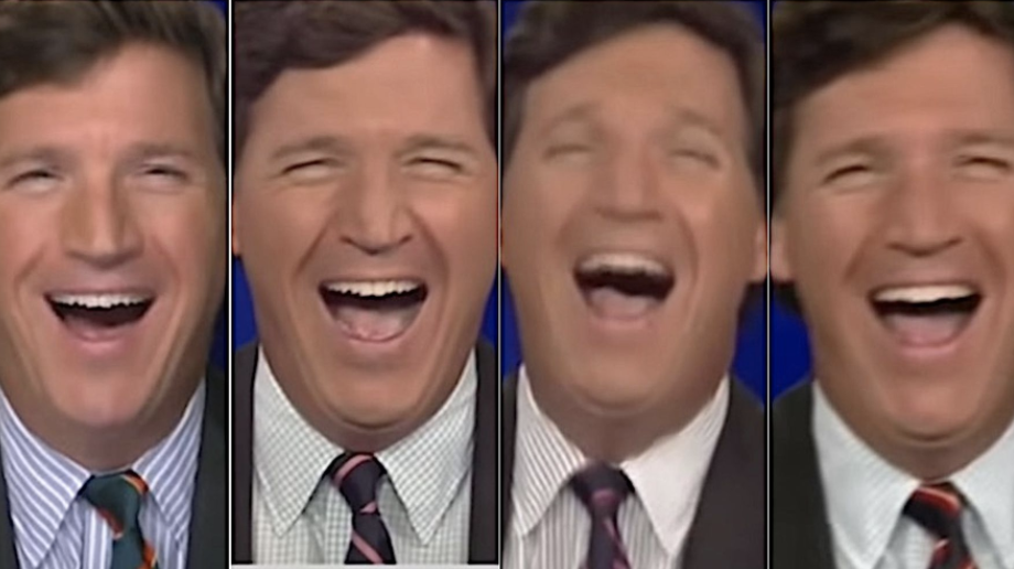HA! Tucker Carlson Just Gave The Blueprint On How To Beat Liberals!