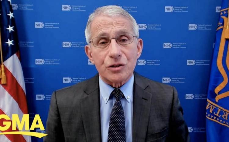 Calls Growing Massively To ARREST FAUCI!
