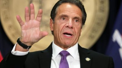 Cuomo Is Under Investigation For JUMPING THE COVID LINE!