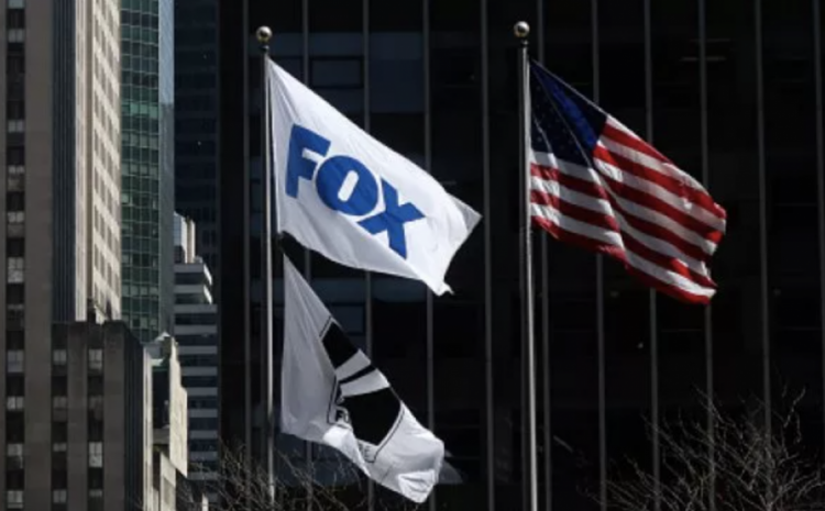 WATCH: Fox Reporter Says On LIVE TV She's Blowing The WHISTLE On Being MUZZLED By Fox Corp.