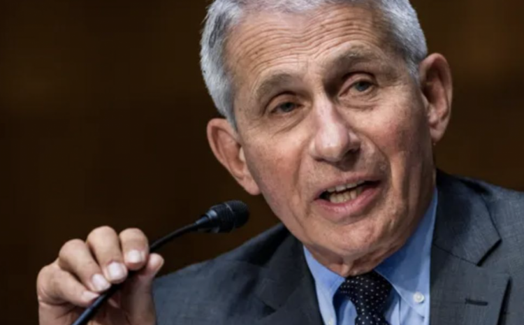 BREAKING: Fauci Says Masks Are Coming Back!
