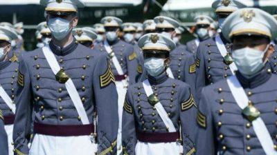 Biden Threatening West Point Cadets Who Don't Get The Vaccine In Sickening Fashion!