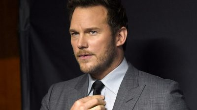 Patriot Actor Chris Pratt Just Made A Huge Move For Military Families!