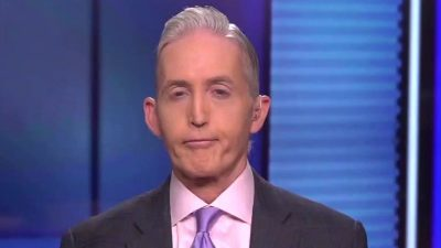 Trey Gowdy Has A Brutal Message For Democrats!