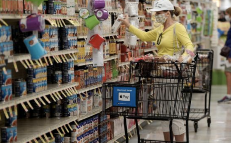 Why Have Supermarkets Suddenly Started Overstocking Food?