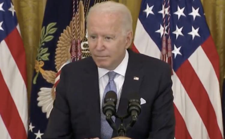 Joe Biden Was Just Caught In a MASSIVE Lie During Presser