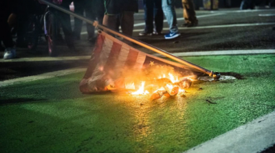 What BLM Just Said About Flying The American Flag Is Absolutely Disgusting!