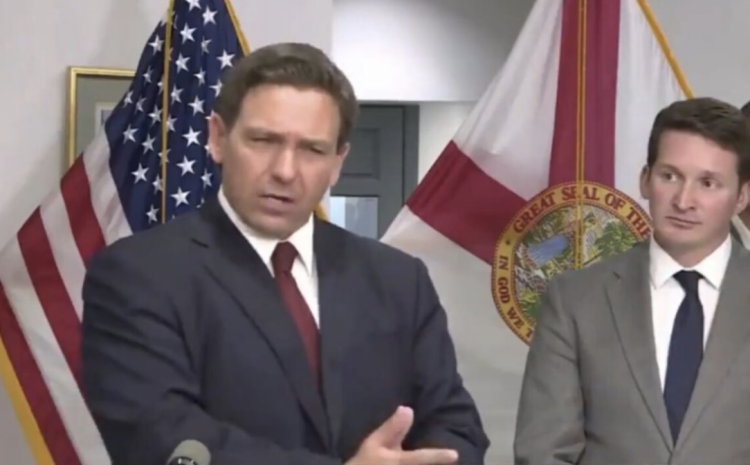 They Wouldn't Do What He Said, So DeSantis Hit Them Right In The Wallet!