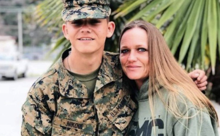 Mother Of Marine Who Died In Afghanistan BANNED FROM FACEBOOK After Calling Biden Out