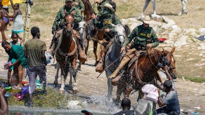 He Took The Horseback Border Photos, He Just Revealed What REALLY Happened!
