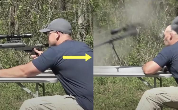 How One Man Survived A Direct Rifle Blast To The Face Is Insane!
